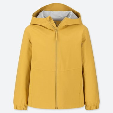 KIDS BLOCKTECH PARKA, YELLOW, medium