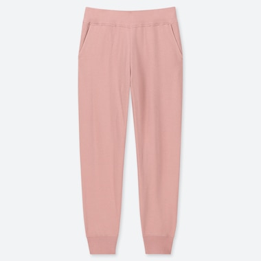WOMEN ULTRA STRETCH PANTS, PINK, medium
