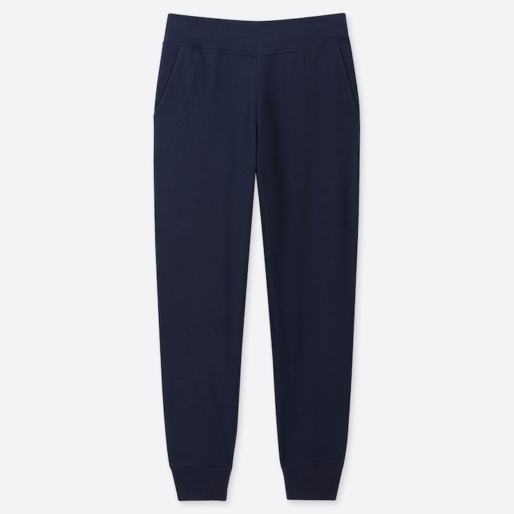 WOMEN ULTRA STRETCH PANTS, NAVY, large