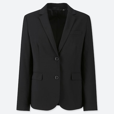 75d730da Women's Blazers: Ponte, Stretch & Jersey | UNIQLO US