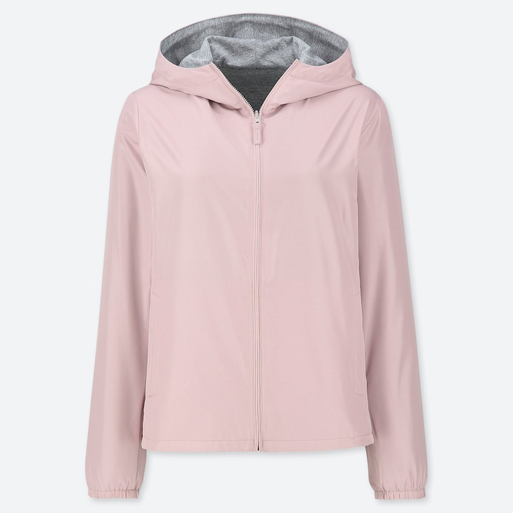 WOMEN REVERSIBLE PARKA (ONLINE EXCLUSIVE), PINK, large