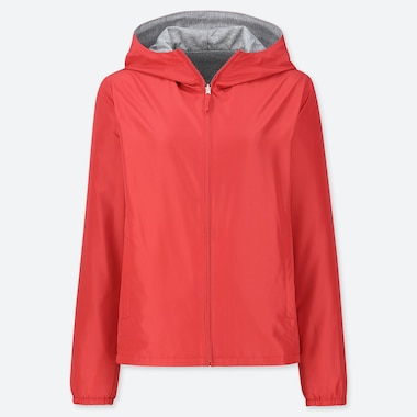 WOMEN REVERSIBLE PARKA (ONLINE EXCLUSIVE), RED, medium