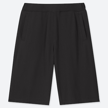 KIDS DRY-EX SHORTS, BLACK, medium