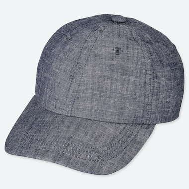 KIDS CHAMBRAY CAP