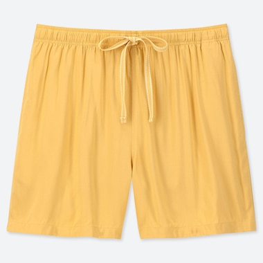 WOMEN RELACO SHORTS, YELLOW, medium