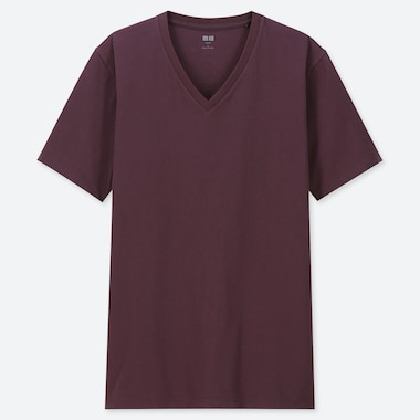 15a1bb6bf6 Men's T-Shirts : V Neck, Crew Neck, Long Sleeved & More | UNIQLO