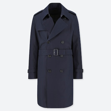 TRENCH MANTEAU HOMME