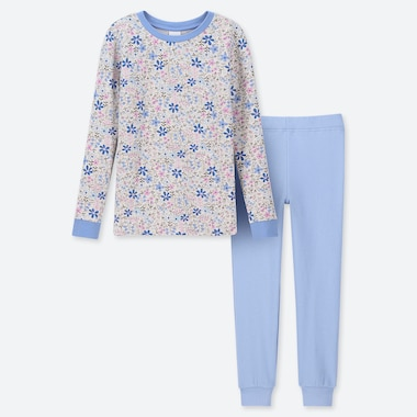 GIRLS ULTRA STRETCH SWEAT SET, BLUE, medium
