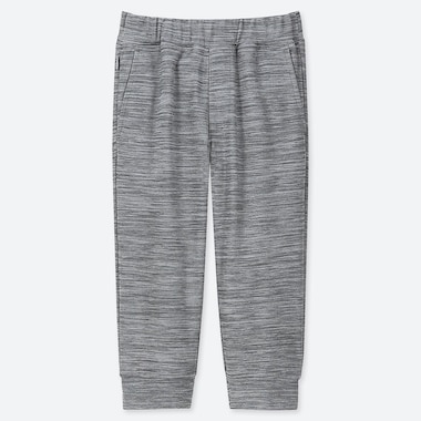 KIDS ULTRA STRETCH CROPPED ACTIVE TROUSERS