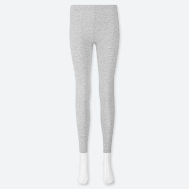 WOMEN LEGGINGS, GRAY, medium
