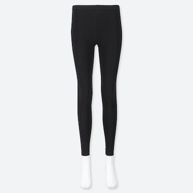 WOMEN LEGGINGS, BLACK, medium