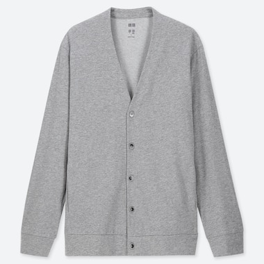MEN AIRISM UV CUT CARDIGAN