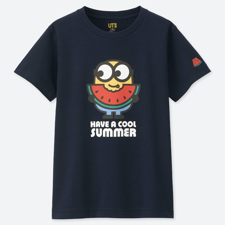 KIDS MINIONS UT GRAPHIC T-SHIRT