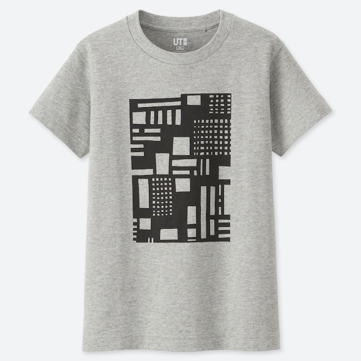 UT SUPER GEOMETRIC GEORGE SOWDEN T-SHIRT GRAPHIQUE ENFANT