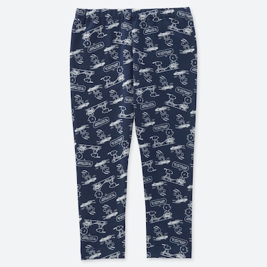 SNOOPY LEGGINGS ESTAMPADOS BEBÉ