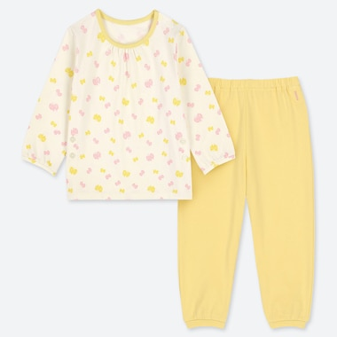 BABIES TODDLER LONG SLEEVED PYJAMAS