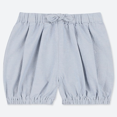 BABY EASY SHORTS AUS CHAMBRAY