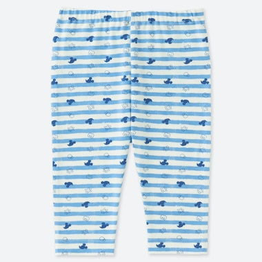 BABY UT BEDRUCKTE LEGGINGS IN 7/8-LÄNGE MICKEY BLUE