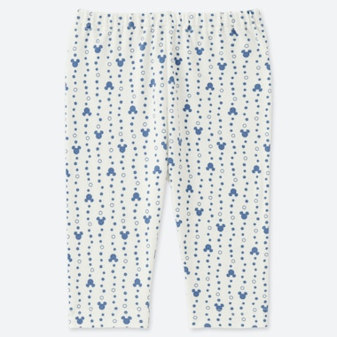 MICKEY BLUE LEGGINGS TOBILLEROS BEBÉ