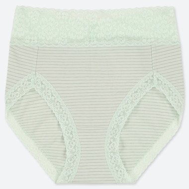 WOMEN HIGH RISE BRIEFS