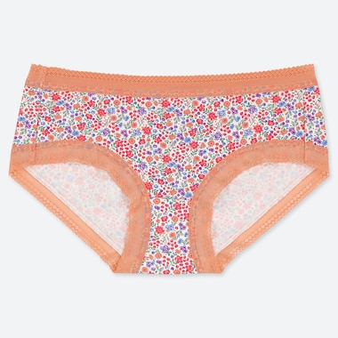 CULOTTES FLORES MUJER