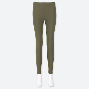 DAMEN LEGGINGS IN WAFFELOPTIK (L29)