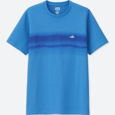 FEEL HAWAII UT (SHORT-SLEEVE GRAPHIC T-SHIRT) (ONLINE EXCLUSIVE), BLUE, medium