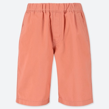 BOYS EASY SHORTS, ORANGE, medium