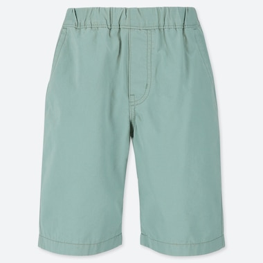 BOYS EASY SHORTS, GREEN, medium