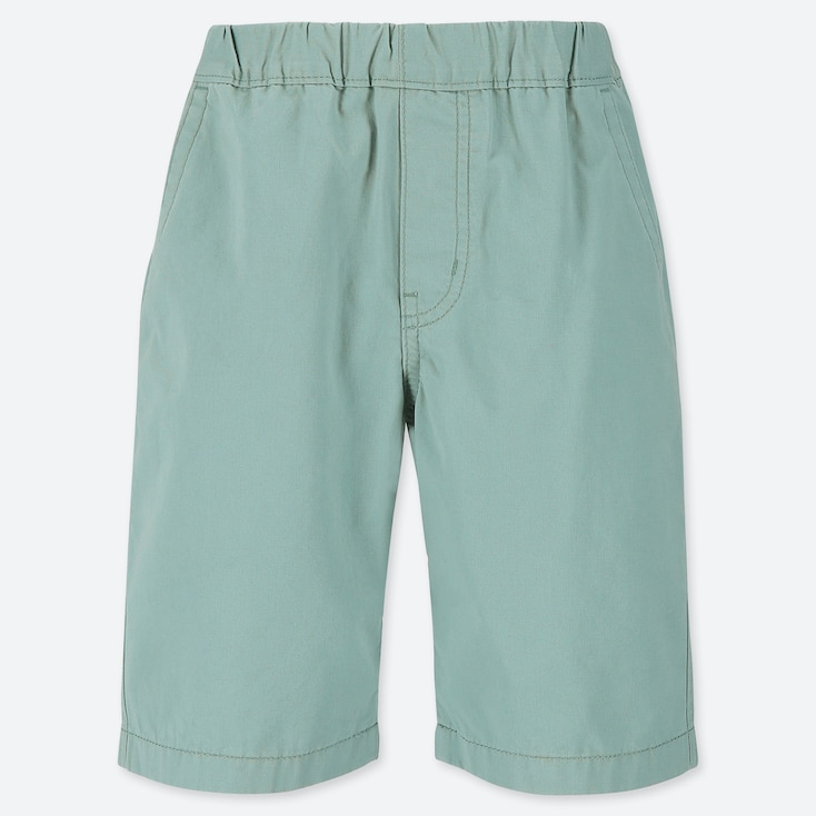 BOYS EASY SHORTS, GREEN, large
