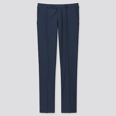 MEN KANDO ADAM SCOTT ULTRA LIGHT SEERSUCKER TROUSERS