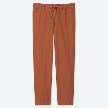 MEN RELAXED FIT TROUSERS