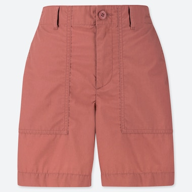 WOMEN BAKER SHORTS