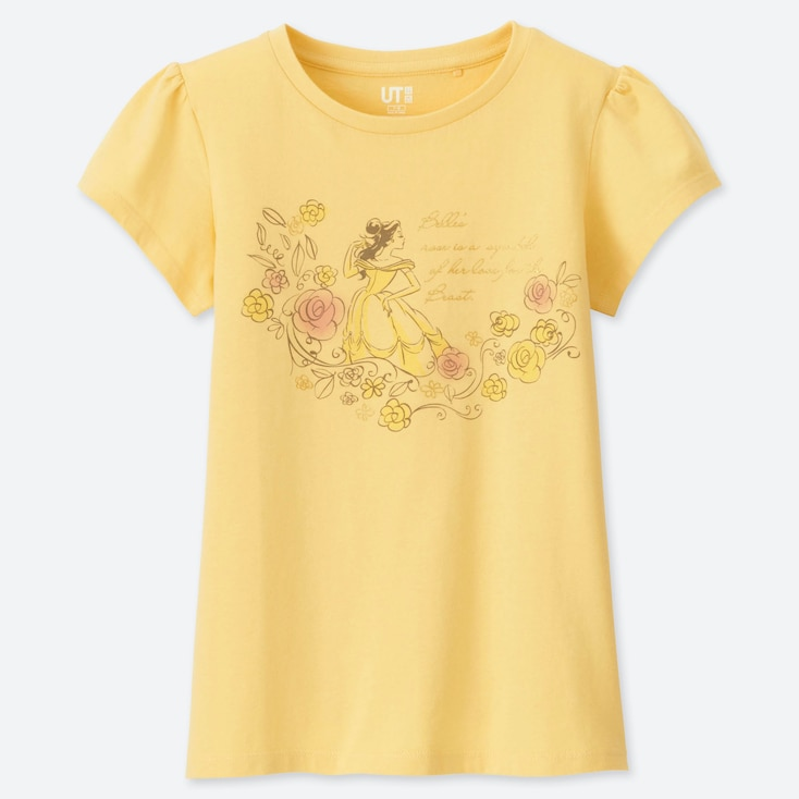 DISNEY BLOSSOMING DREAMS (CENICIENTA) UT CAMISETA GRÁFICA NIÑA