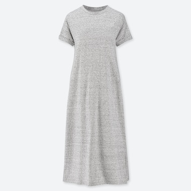 WOMEN RELAX PADDED LOUNGE DRESS
