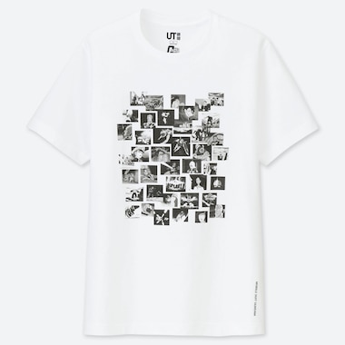 MEN GUNDAM 40TH ANNIVERSARY UT GRAPHIC T-SHIRT