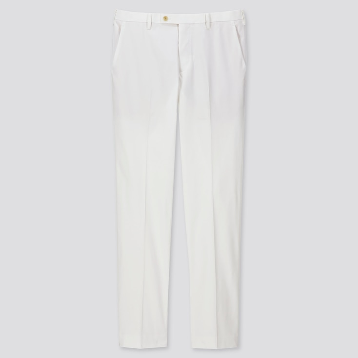 MEN KANDO PANTS (ULTRA LIGHT), WHITE, large