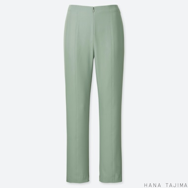 WOMEN HANA TAJIMA RELAXED STRAIGHT LEG TROUSERS