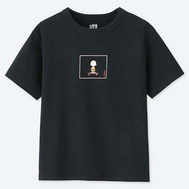 KIDS PEANUTS UT GRAPHIC T-SHIRT