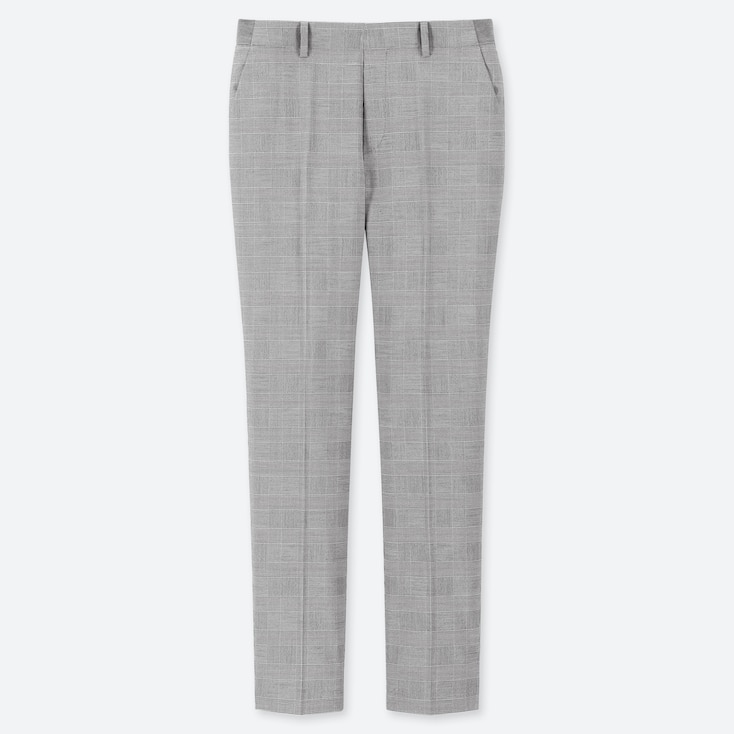 WOMEN EZY PRINTED ANKLE TROUSERS (L30)