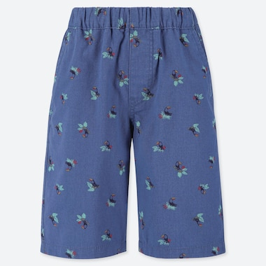 BOYS EASY SHORTS, BLUE, medium