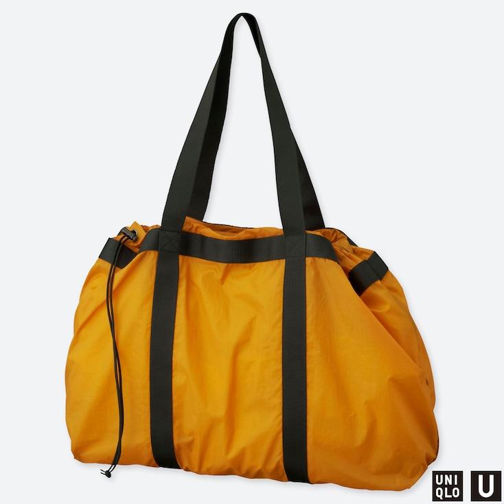 U LIGHTWEIGHT BAG, YELLOW, large