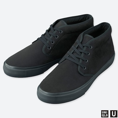 MEN UNIQLO U CHUKKA TRAINERS