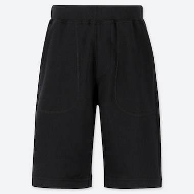 BOYS JERSEY EASY SHORTS, BLACK, medium