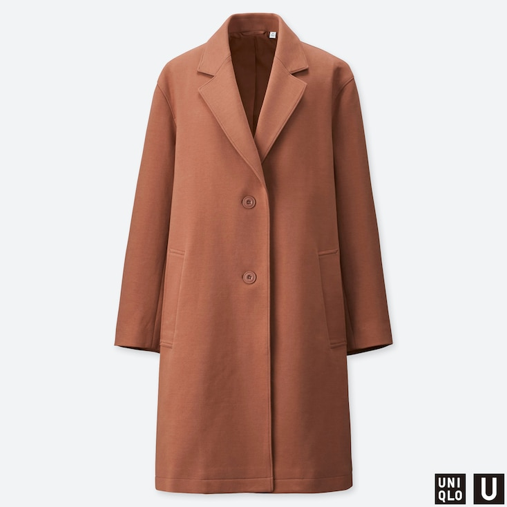 CAPPOTTO UNIQLO U DOUBLE FACE DONNA