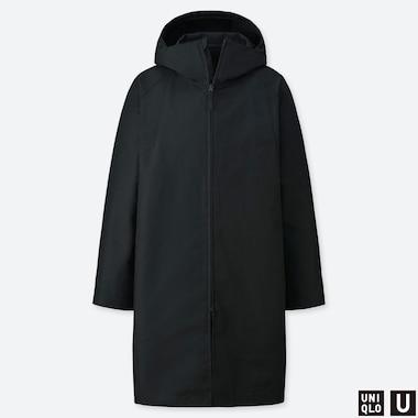 MEN UNIQLO U BLOCKTECH COAT