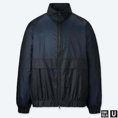 MEN UNIQLO U POCKETABLE TRACKSUIT TOP