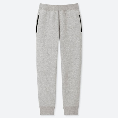 KIDS DRY STRETCH SWEATPANTS, GRAY, medium