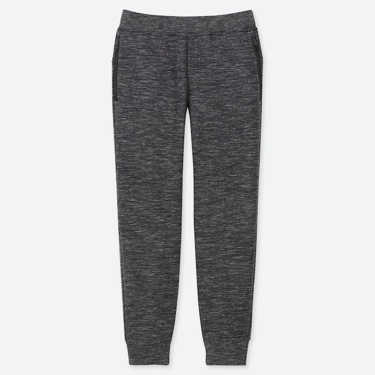 KIDS DRY STRETCH SWEATPANTS, DARK GRAY, large