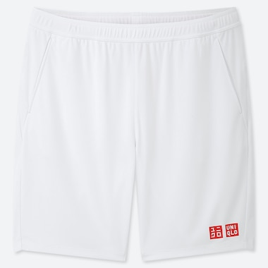 MEN DRY SHORTS (KEI NISHIKORI 19FRA), WHITE, medium